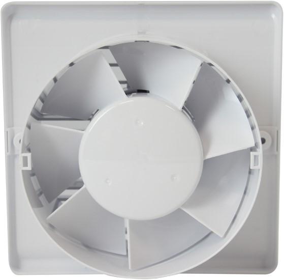 Badkamer Ventilator Energiezuinig En Stil Diameter 125 Mm Wit 125s Bij Ventilatieland Nl