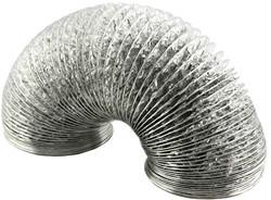 Aluflex ventilatieslang flexibel