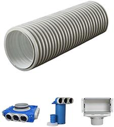 Uniflexplus luchtverdeelsysteem