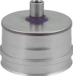 DW diameter  180 (180/230) condensdop (I316L/I304)