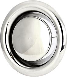 RVS ventielen afvoer (glanzend)