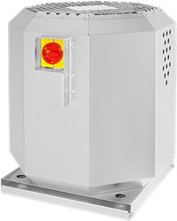 Ruck dakventilator verticaal voor horeca tot 120°C (DVN-serie)