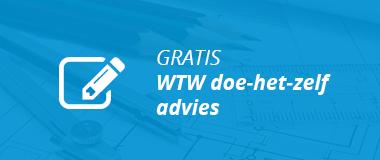 Gratis WTW doe-het-zelf ontwerp advies