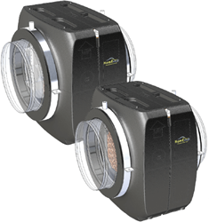 HomEvap WTW Combi Comfort luchtbevochtiger en koeler