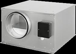 Ruck boxventilator geïsoleerd (ISOR-serie)