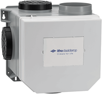 Itho Daalderop CVE-S eco fan ventilator box RFT SP 325m3/h + vochtsensor - perilex stekker 03-00400-1