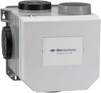 Itho Daalderop CVE-S eco fan ventilator box high performance RFT HE 415m3/h + vochtsensor - euro stekker 03-00402-1