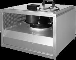 Ruck kanaalventilator geïsoleerde met EC-motor (KVRI EC-serie)