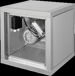 Ruck boxventilator met EC motor buiten de luchtstroom 2370m³/h - MPC 225 EC T 30
