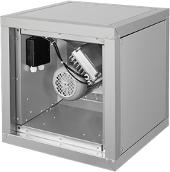 Ruck boxventilator met EC motor buiten luchtstroom 3000 m³/h - MPC 280 EC T30