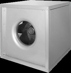 Ruck boxventilator met energiezuinige EC-motor (MPC EC-serie)