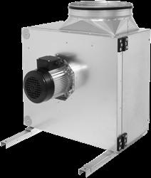 Ruck boxventilator met spanningsregeling (MPS-serie)