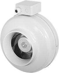 Ruck buisventilator RS met energiezuinige EC-motor (RS EC-serie)