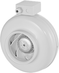 Ruck buisventilator RS 260m³/h diameter 100 - RS 100L 20