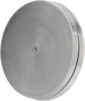 RVS ventilatie toevoerventiel design Ø125mm - DVIR125