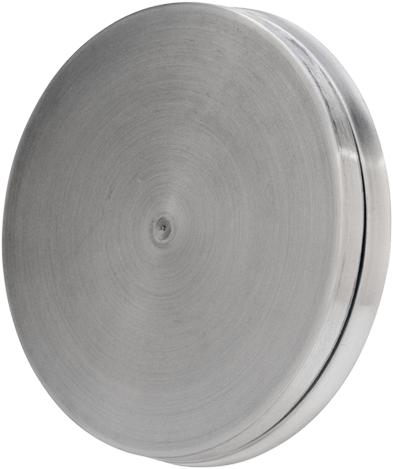 RVS ventilatie toevoerventiel design Ø125mm - DVIR125 (DVIR125)