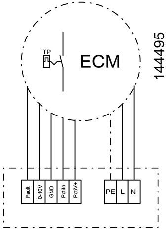 Schakelschema 143071 MPS EC