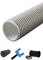 Uniflexplus slangen en toebehoren 63 mm