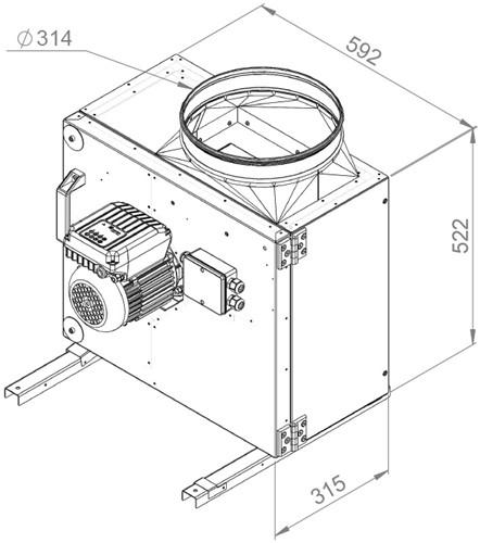 Technische tekening 65143073 MPS EC