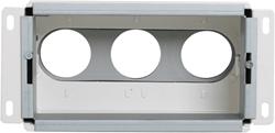 Uniflexplus wandcollector achteraansluiting 3x Ø63 mm (MCA63)
