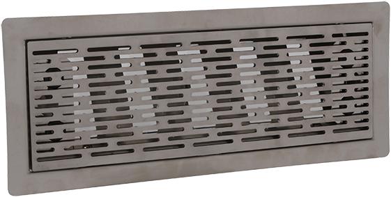 Dakdoorvoer Ventilatie Badkamer : Uniflexplus ventilatie instelbaar vloerrooster met sleuven