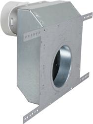 Uniflexplus wand-ventielcollector ex. Ventiel 1x Ø90 mm