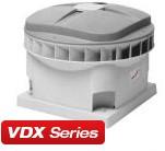 Zehnder VDX dakventilatoren