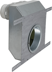 Uniflexplus wand-ventielcollector ex. ventiel 3x Ø63 mm (WVC 63)