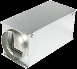Ruck luchtfilterbox met warmteregister