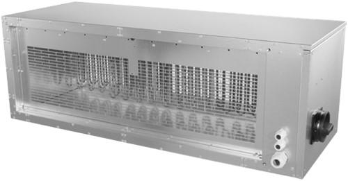 Elektrisch verwarmingselement 6030 L - 9KW en 14A