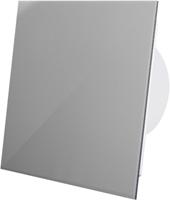 Badkamer ventilator grijs