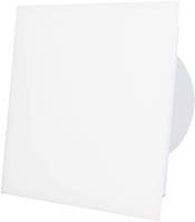 Badkamer ventilator wit (mat)