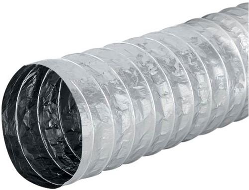 Aludec 127 mm ongeisoleerd flexibele slang (10 meter)