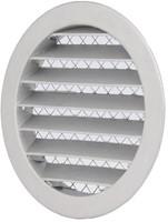 Buitenlucht ventilatieroosters aluminium