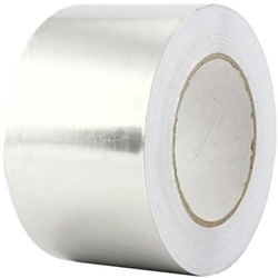 Aluminium tape 50mm (rol 50m)