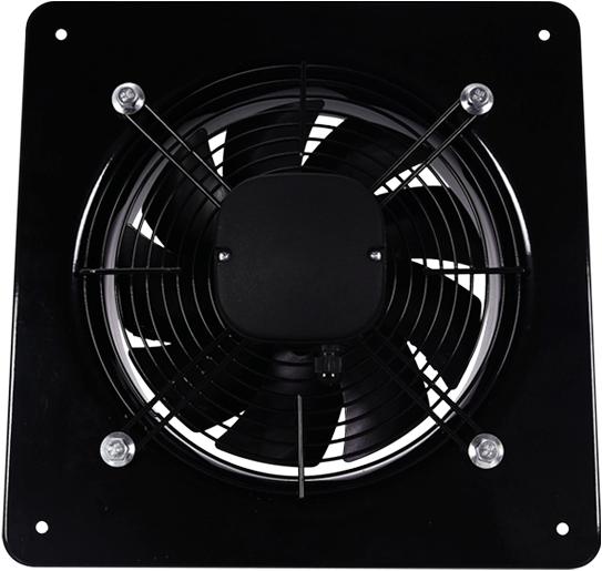 Axiaal ventilator vierkant 300mm – 2330m³h – aRok