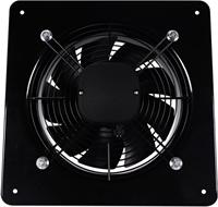 Axiaal ventilator vierkant 200mm – 780m³/h – aRok-1