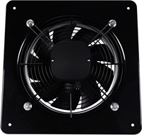 Axiaal ventilator vierkant 500mm – 7155m³/h – aRok-1