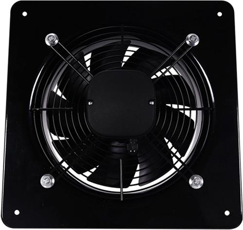 Axiaal ventilator vierkant 300mm – 2330m³/h – aRok