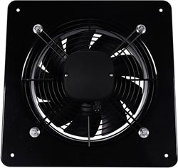 Axiaal ventilator vierkant - aRok