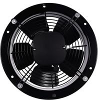 Axiaal ventilator rond 250mm – 1215m³/h – aRos