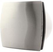Badkamer ventilator diameter 100 mm RVS - design T100i