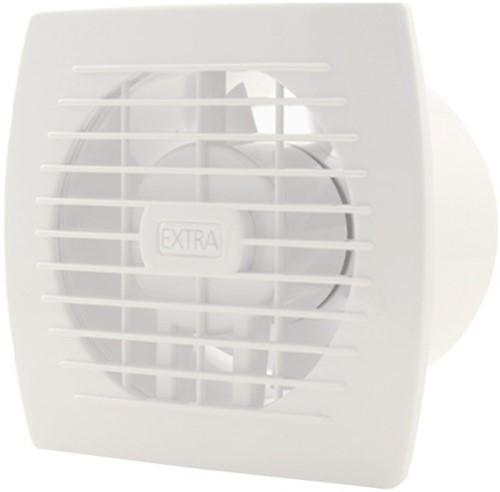 Badkamer ventilator diameter 120 mm WIT - basis E120