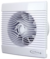 Badkamer ventilator met Vochtsensor en Timer 120 mm wit - pRemium120HS-1
