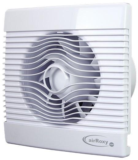 Badkamer ventilator met Vochtsensor en Timer 150 mm wit ...