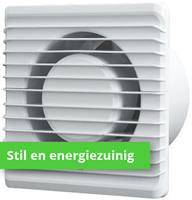 Badkamer ventilator planet energy (stil en energiezuinig)