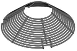 Beschermkorf Axiaal ventilator Itho BS400