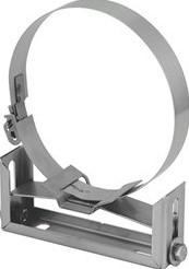 Beugel Ø 400 mm regelbaar 5-9 I304