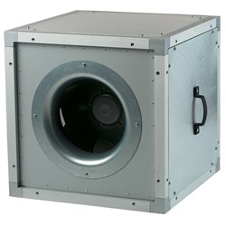 Boxventilator energiezuinig geisoleerd 3200 m3/h diameter 355mm - VS355EC