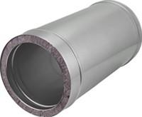 DW diameter  180 mm (180/230) buis L300 I316L/I304 (D0,5/0,6)